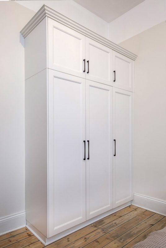 wardrobe renovation - UZIT